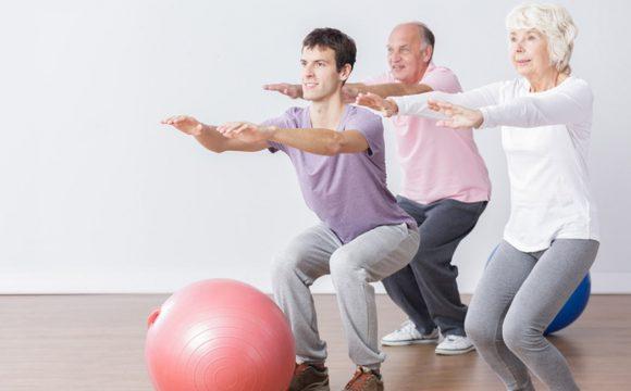 Falls And Balance Program
